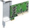 iDoor Modules: PCIe to mPCIe, 2-Slots mPCIe, iDoor I/O plate expansion -- PCM-28P1AD