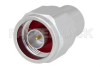 2 Watt RF Load Up to 6 GHz with N Male Tri-Metal Plated Brass -- PE6TR009 -Image