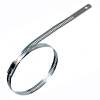 Stainless Steel Cable Ties for FLEXIMARK® NM Holders -- FLEXIMARK® LD Cable Ties