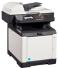 Color Multifunctional Printer - Standard Copy, Print, and Scan -- ECOSYS FS-C2526MFP - Image