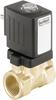 Servo-assisted 2/2 way diaphragm valve -- 280486 -Image