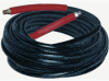 75 ft Black (2 wire) Hose 4,500 PSI x 3/8 in -- VM-87402220