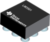 LM3501 Synchronous Step-up DC/DC Converter for White LED Applications -- LM3501TL-21/NOPB