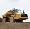 Caterpillar 740B EJ Articulated Truck