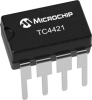 Power MOSFET Drivers -- TC4421