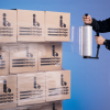 IPG Fortress™ Hand Stretch Film, 14 x 53 Gauge x 2000' - 4 PER CASE -- SHP-7095 - Image