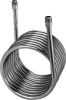 Metal Immersion Heat Exchanger -- Helical Series -- View Larger Image