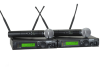 Shure Dual Handheld Wireless Microphone System -- SHUULXP24D58