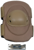 DEP-1: IMPERIAL⢠Hard Shell ELBOW Pads (COYOTE TAN)
