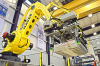 Robotic Palletizer -- HBU-Robot