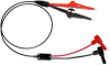 Variable Spacing Probe to Shrouded R/A Banana Plugs, Activation Switch -- 4085 -Image