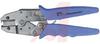 Crimp Tool; 8 position; RJ-45; for keyed or non-keyed modular plugs -- 70225353