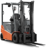Electric Pneumatic Forklifts -- 05-8FBM