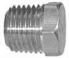 FITTINGS AND CONNECTORS, PIPE FITTINGS, SOLID HEX HEAD PIPE FITTING PLUG -- 32-1201 - Image