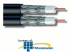 CommScope - Uniprise Dual RG-6 Quad Shield Coaxial Cable,.. -- 5782