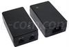 Desktop PoE Injector/Midspan w/ Integral Power Supply, 48VDC @ 20 Watt -- PS4820-POE-1 - Image