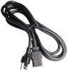 10ft Japan JIS C 8303 3-pin Plug to IEC C19 Power Cord -- SF-1218-10B-J