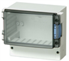 Meter/Controller Enclosures with Terminal Compartment; enclosure 6.5