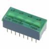 DIP Switches -- 206-124S-ND -- View Larger Image