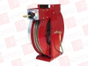 DURO HOSE REELS 1820 ( SERIES 1800 DUAL WELDING HOSE REELS, 25 FEET WELDING & 25 FEET WATER OR AIR* ) -- View Larger Image