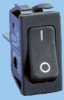 Double-pole, Single-throw On/Off Rocker Switch -- 82710030 - Image