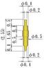 Double Ended Probe Pin -- 8YF50L255-12GI -Image