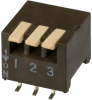 DIP Switches -- 193-3MSR-ND -- View Larger Image