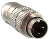 Connector, IP68 Watertight Locking; 3; 0.75; 5 A; 250 VAC; 10^13 Ohms; 2 pF -- 70151643