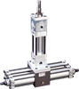 Multi-Motion Actuators -- Series 1000-8000