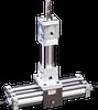 Pneumatic & Hydraulic Multi-Motion Actuator -- 1000-8000 - Image