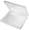 Clear Hinged Boxes -- 54699