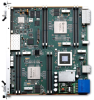 Dual Cavium CN6880 40 Gigabit Ethernet AdvancedTCA® Packet Processing Blade -- aTCA-N700 - Image