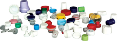Assortment of plastic molded parts