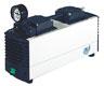 N816.3KT345P - KNF Filtration Pump, Gauge/Reg, PTFE/PPS/FFKM; 0.6cfm/29.4
