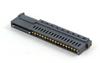Hybrid Power Straight Solder Type Edge Card Connector -- 80306-2A1S24P11ACB30DA -Image
