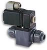 OMEGA-FLO® 2-Way PVC Solenoid Valve -- SV-1000