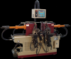 Double Head Compression Hydraulic Tube Bender -- CR-T38D