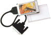 PCMCIA 1-Port RS-232, RS-422, RS-485, RS-530, RS-530A, V.35 Synchronous Serial Interface Card (uses Z85233) -- 3612