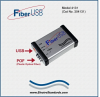 HP Fiber-to-USB Converter -- Model 4131 -Image
