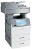 X656DTE Multifunction Laser Printer -- 16M1270