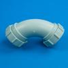 Polypropylene 1/4 Bend -- 33009