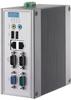 AMD Geode ? LX800 DIN-rail PCswith 2 x LAN, 3 x COM -- UNO-1150G
