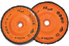 Cup Discs for Sander/Polishers or Angle Grinders -- FX™ Cup