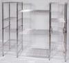 Utility Wire Storage Unit,9 Shelves -- 1UFL4