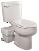 Macerating Toilet System -- Ascent™ II