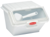 Rubbermaid® Prosave™ Shelf Ingredient Bin with 1/2 Cup Scoop -- 12053