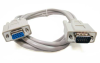 3ft HD15 VGA M/F 14C Extension Cable -- H521-03