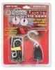 Tie Down,Ratchet Pulley,6 Ft,75 Lb Cap -- 1DJN7