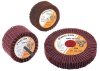 Mounted Flap Weels for Finishing -- TWO-IN-ONE™ Flap Wheels - Image