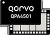 4.4 - 5.0 GHz, 3 Watt, 28 Volt GaN Power Amplifier Module -- QPA4501 -Image
